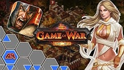 Game of War- Fire Age - iOS App Review