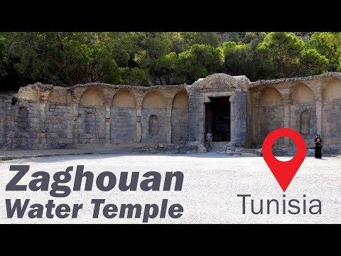 Zaghouan | Water Temple | Barrage Sidi Medien | Exploring Tunisia