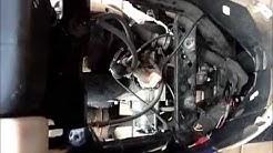 Suzuki Katana AY 50 Vergaser Unterdruck Benzinhahn, einfacher Fehler am Motorroller