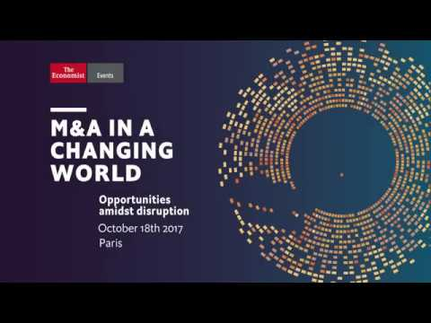 M&A in a changing world - Europe