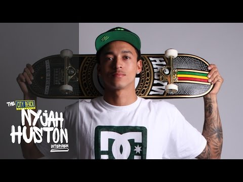 Nyjah Huston Interview with City Beach