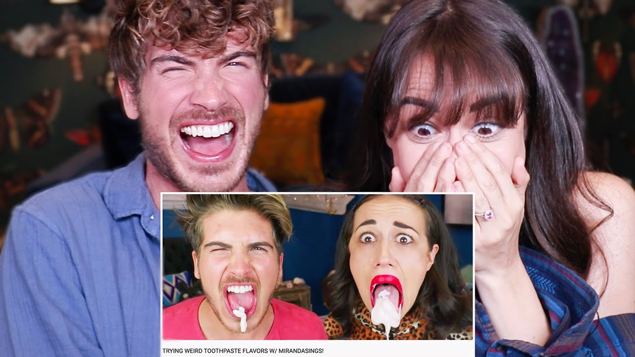 Colleen & I React To Our Most ICONIC Collabs