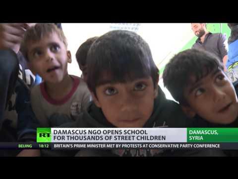 LEAK: UN blames US, EU sanctions for punishing Syrian civilians, stalling aid work