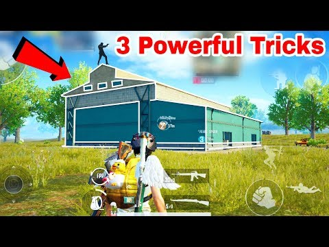 PUBG Mobile 3 Most Powerful Tricks | PUBG Mobile Tips & Tricks | Latest PUBG Mobile Trick