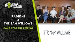CAN'T STOP THE FEELING! - Justin Timberlake (Radhini x The Sam Willows Cover))