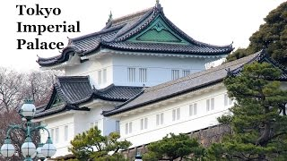 Living in Japan: Tokyo Imperial Palace