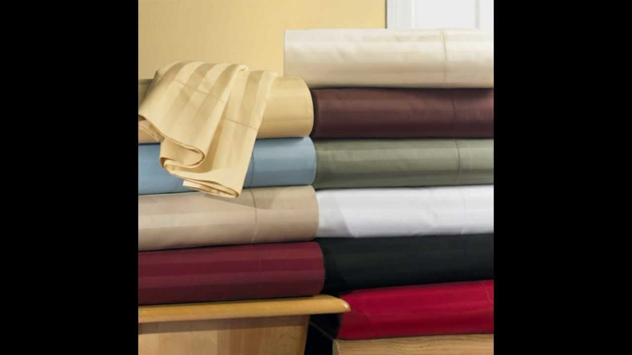 Egyptian Cotton Sheets 1500 Thread Count