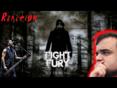 Fight the Fury - My Demons: IceBear Reacts