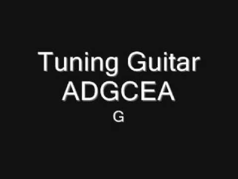 Tuner A - Tuning Guitar ADGCEA for Ukulélé 6 Strings Guitario Elypse