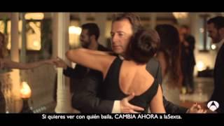 Antena 3 y La Sexta dan la bienvenida al 2013 - Matías Prats y Manel Fuentes