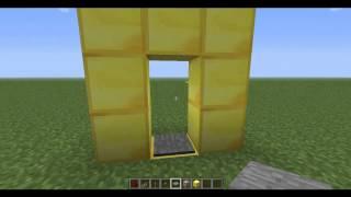 Minecraft: Crear un teletransportador sin MODs thumbnail