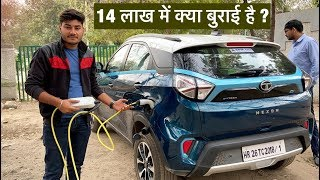 First to CHARGE Tata Nexon EV - Real-Life Review 2020 Premium SUV Electric