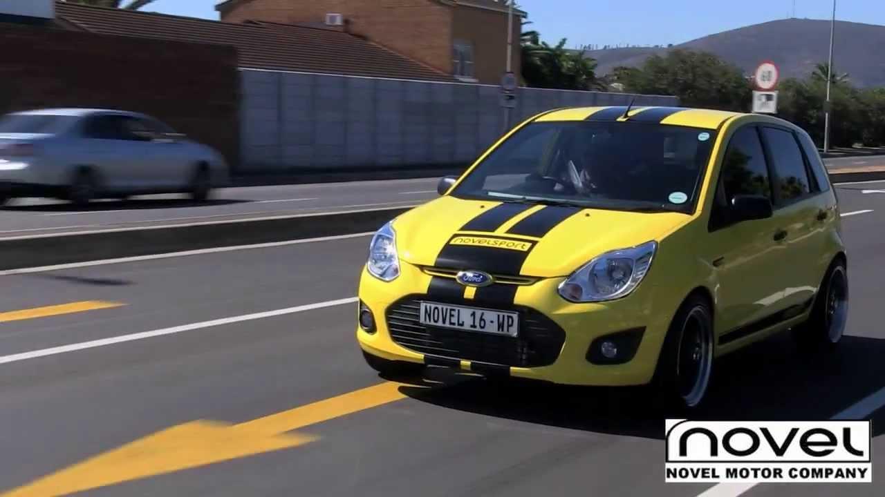 Ford Figo Cape Town Youtube