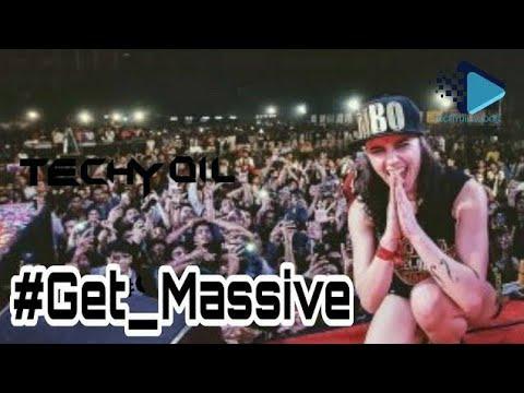 Mariana BO at IIT Madras EDM Night - DJ Night 2018