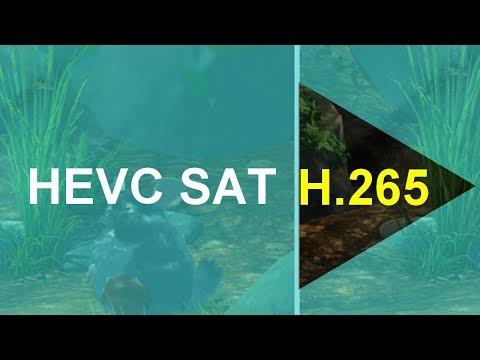 تعرف على تقنية ضغط الصورة HEVC او المعروفة ب H.265