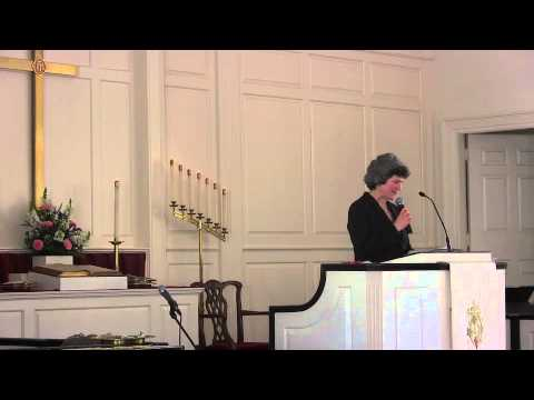 God Be With You - Rev. Sarah Buteux