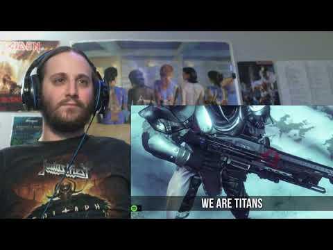 Nerdout! - The FPS Rap Battle (Reaction)