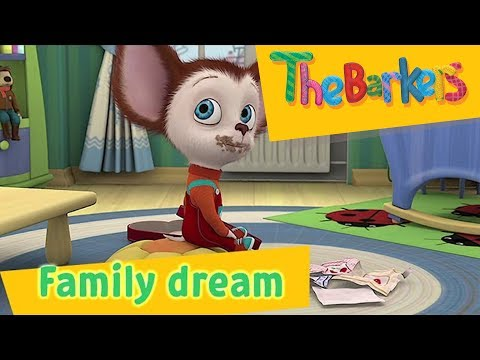 The Pooches - Barboskins - Family dream [HD]