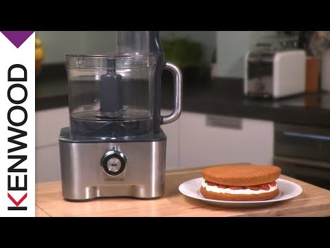Kenwood MultiPro Excel (FP980) Food Processor | Introduction