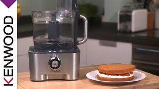 Kenwood Multipro Excel Fp980 | Food Processors | Product Video