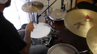 Yax Avila - Enrique Iglesias - Heart Attack (Drum Cover)