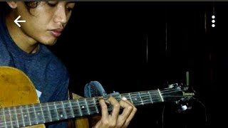 Armada _ Dengerin Abang ( Fingerstyle Guitar Cover ) lagu baru  2017