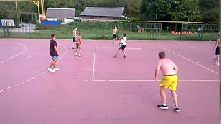 Тренировка гандбол.handball training 12122