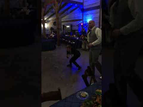 Bob Pickett - I never knew my kid could dance like this......wow.