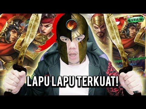 INI DIA KEKUATAN TOP GLOBAL LAPU LAPU EXECUTE SULTAN!?!? - Mobile Legends Indonesia #91