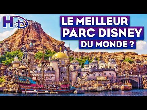 TOKYO DISNEY SEA, LE MEILLEUR PARC DISNEY DU MONDE ? - Hidden Disney #5