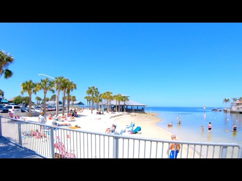 Hudson Beach, Florida, USA | Walking Tour
