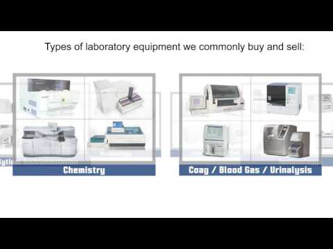 Used Medical & Lab Equipment Supplier