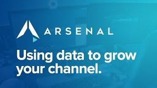 À L'Aide De L'Arsenal.gg données à la croissance de votre canal