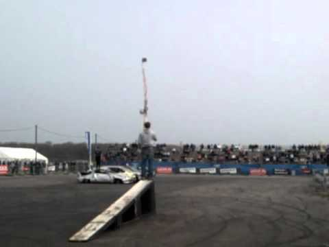 stunt starz alstar and chesca miles embarrass themselfs at santapod