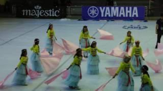 Marching Band SD As-syifa 1 Bandung di BMBC VII 2016