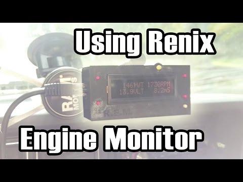 Renix Engine Monitor - Jeep Cherokee Forum