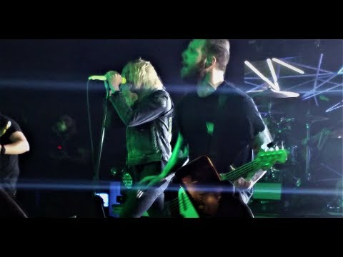 Underoath- On My Teeth and In Regards To Myself LIVE (The No Fix Tour)