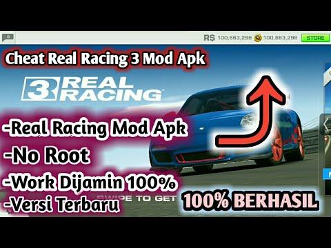 Cara Cheat Real Racing 3 Mod Apk 2019