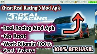 Gambar cover Cara Cheat Real Racing 3 Mod Apk 2019