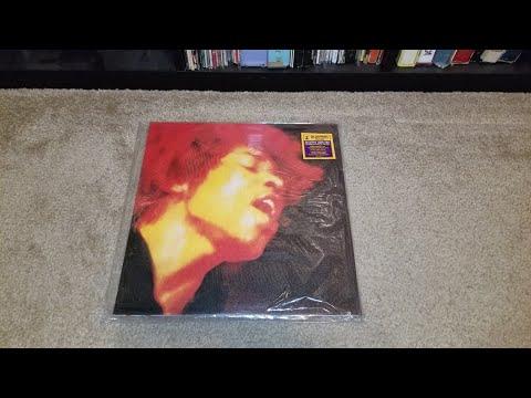 Unboxing: Jimi Hendrix