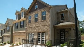 Story Farms, new townhomes in Norcross, Gwinnett by Rocklyn Homes, Atlanta new townhomes