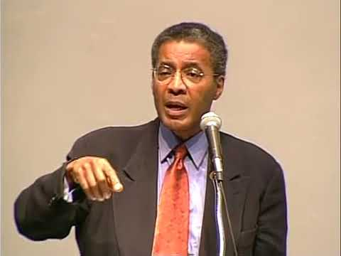 Dr. Alvin Poussaint on healthcare, historically speaking