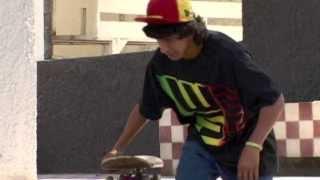 WESI SKATEBOARDS X ALEJANDRO ALVAREZ #AHYNOMAS !