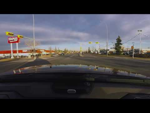Bad driving in Calgary, Alberta November 2016 pt 2