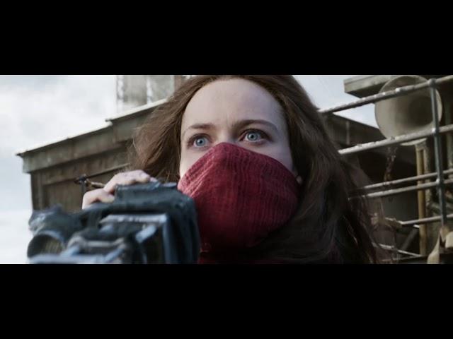映画『モータル・エンジン』特報映像