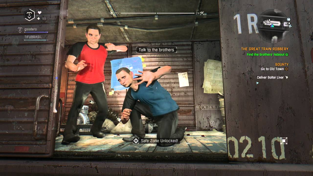 Dying Light Blueprint Locations in the Slums - gosunoob.com