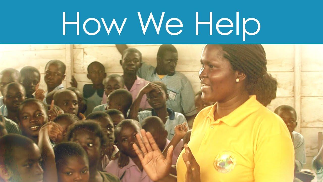 Scientologist Humanitarian Aid Volunteers - Social Action Video