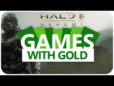 Games With Gold   FREE Xbox Live Games - Halo Reach & More Re Living The Good Days [1080p]