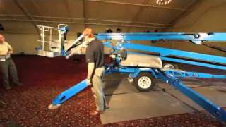 Product Review: Genie_TZ-50 Trailer-Mounted Aerial Lift Part 3