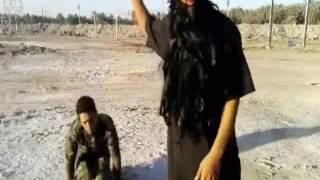 اسير في قبضة داعش